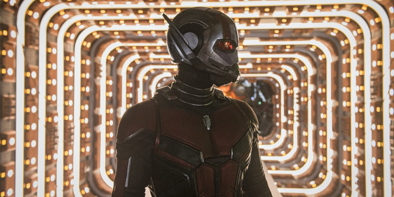 Quantum Realm Ant-Man and the Wasp