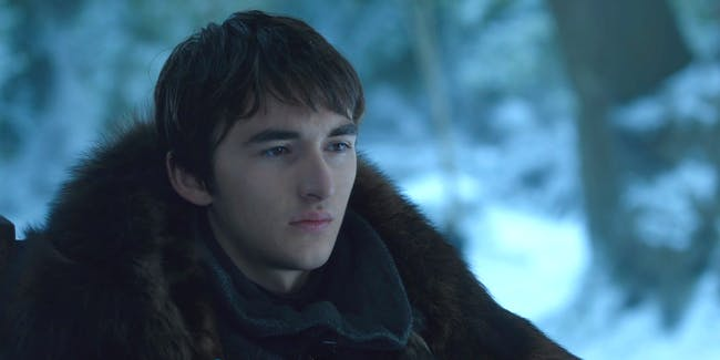 Isaac Hempstead-Wright in 'Game of Thrones' Season 7