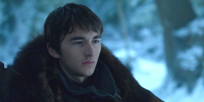 Isaac Hempstead-Wright in 'Game of Thrones' Season 7