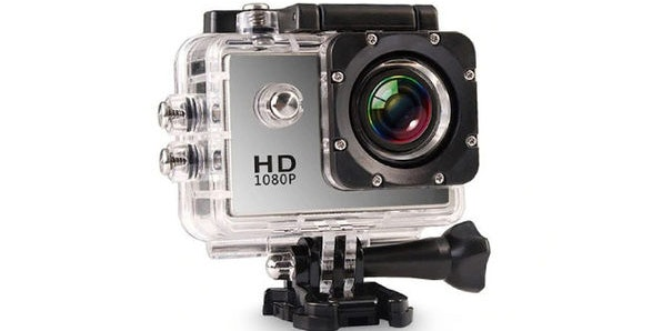 Catch a Deal With the All Pro HD Waterproof Camera