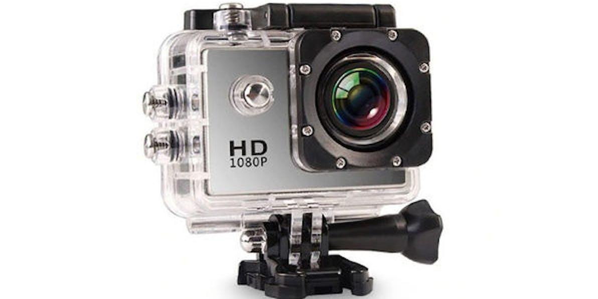 All Pro HD Waterproof Camera