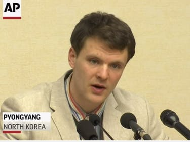 Otto Warmbier Has Now Been in North Korean Prison for 200 Days