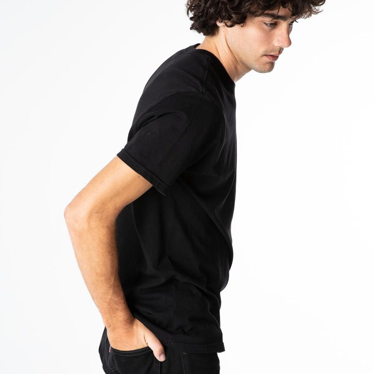 5fee841c98b590 Your Plain Black T-Shirt Has Gotten Gross. Yes, the One You're ...