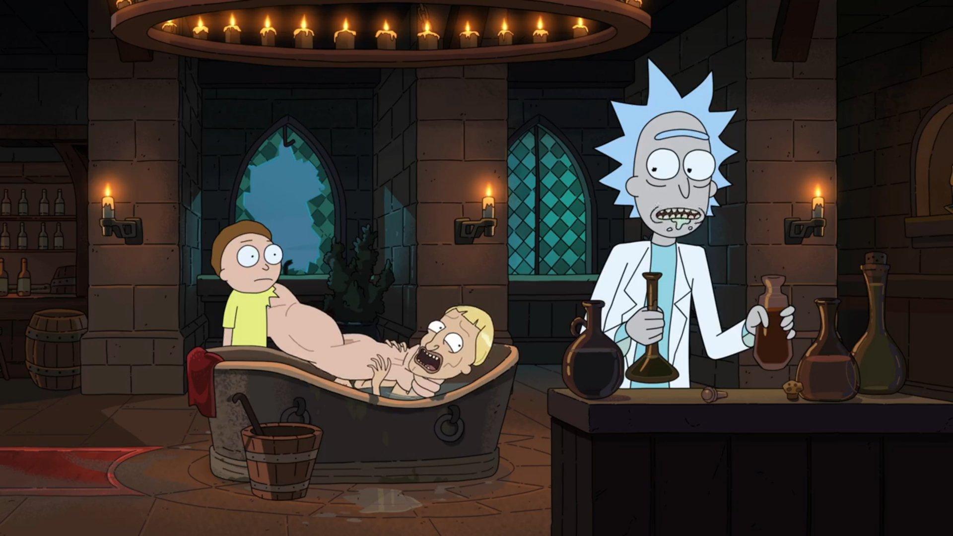 Resultado de imagem para Rick and Morty season 3