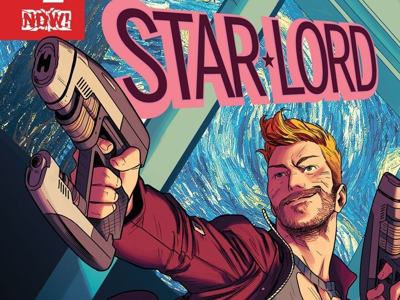 The Guardians Are Unemployed Hipsters in 'Star-Lord' Issue 1