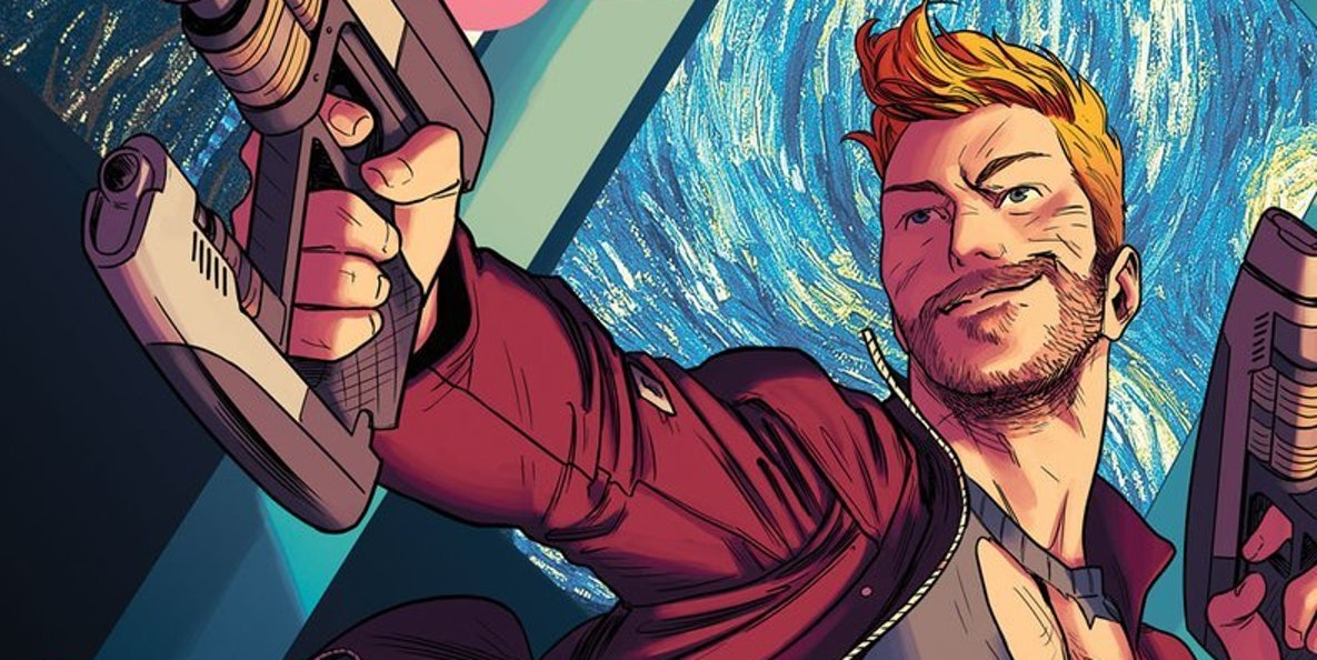 Cover for Marvel's Grounded Star-Lord #1