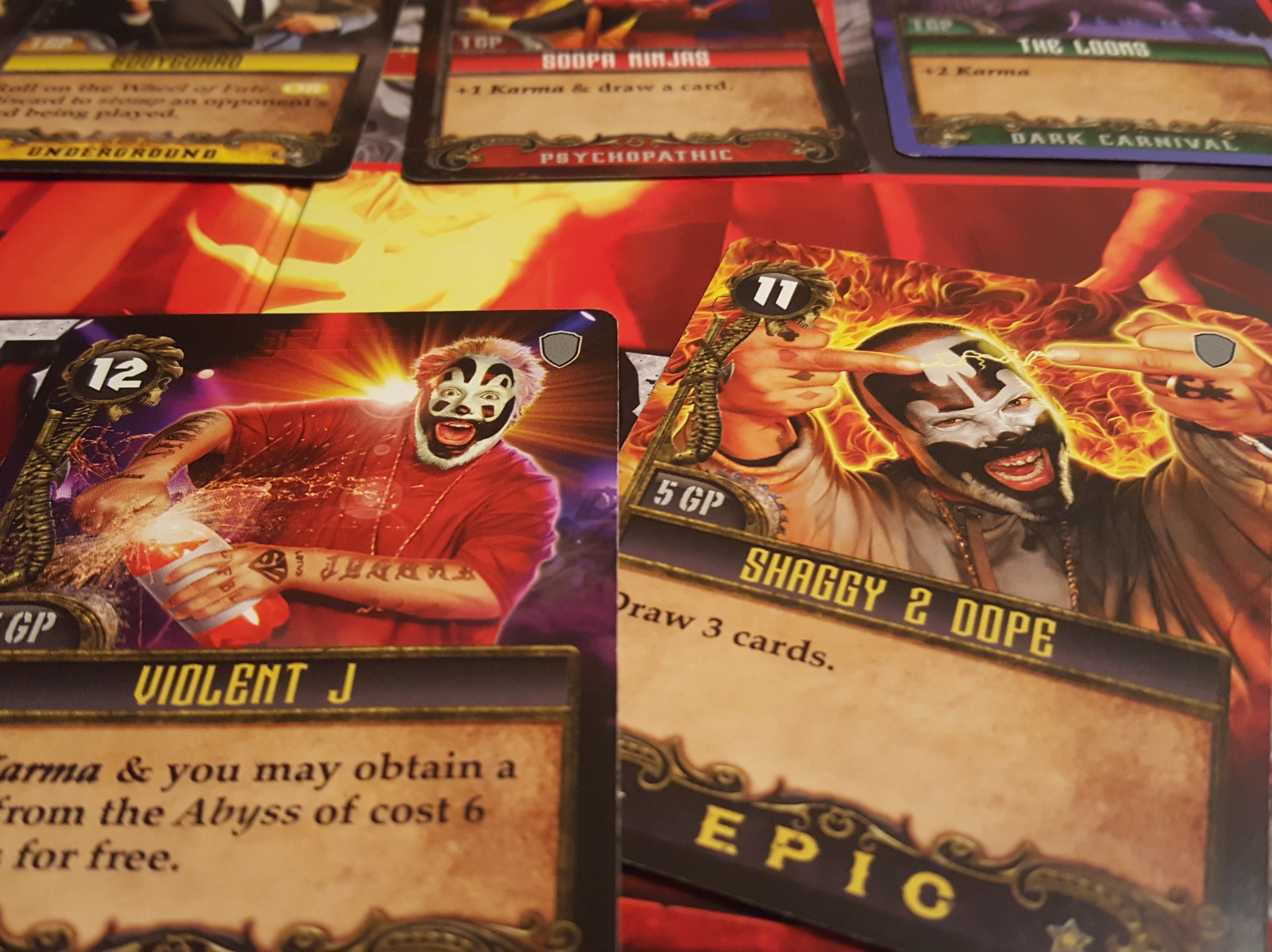 The Best Thing About the Insane Clown Posse Card Game Is That It Exists
