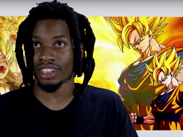 Don't Call Denzel Curry a Naruto Fan, He Loves 'Dragon Ball Z'