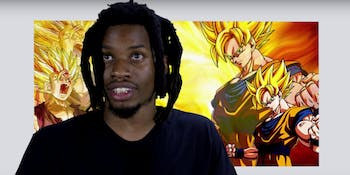 Denzel Curry and DBZ