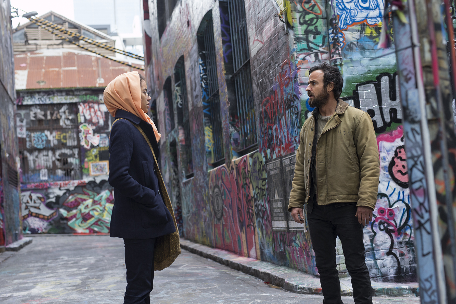 Nora and Kevin's Relationship Blows Up in 'The Leftovers'