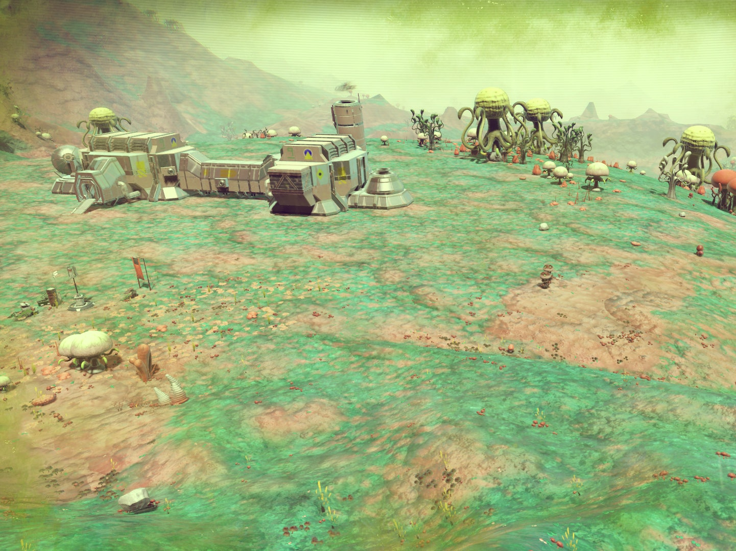 'No Man's Sky' Survival Mode Is Lovely and Brutal