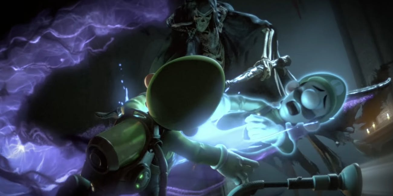 Luigi 'Super Smash Bros. Ultimate'