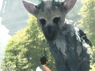 'The Last Guardian' Is a Giant Puppy Training Simulator