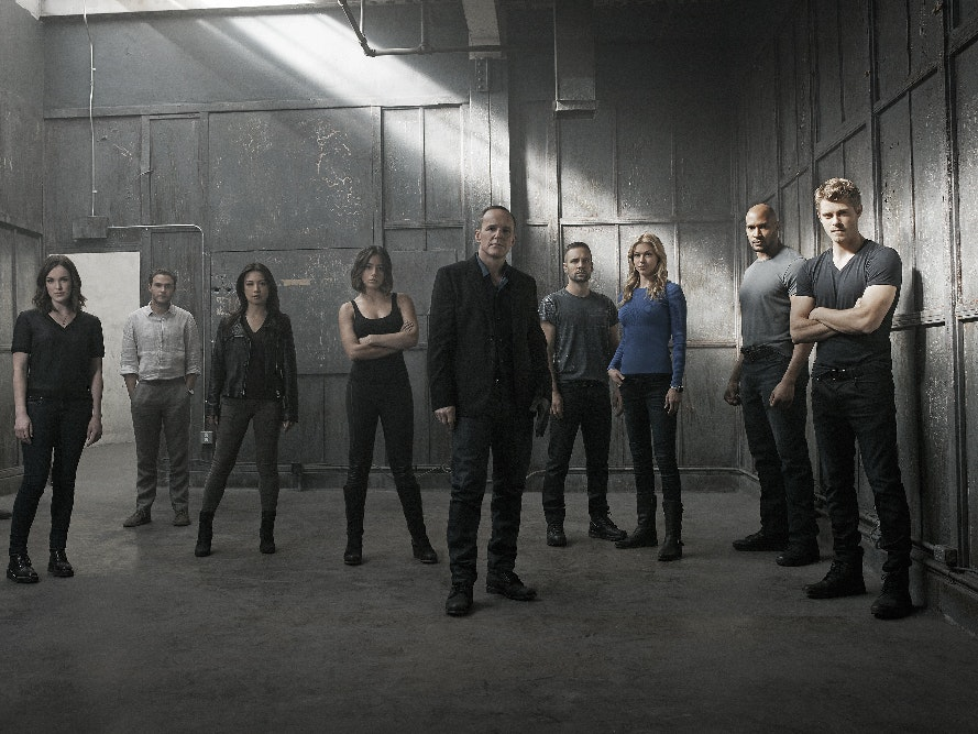 'Agents of SHIELD' Stars Think Marvel Doesn't Care. Marvel Just Proved Them Right