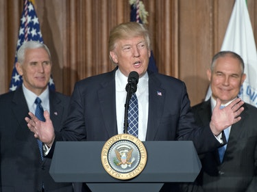 Trump Wants to Axe the EPA Department that Caught the VW Scandal