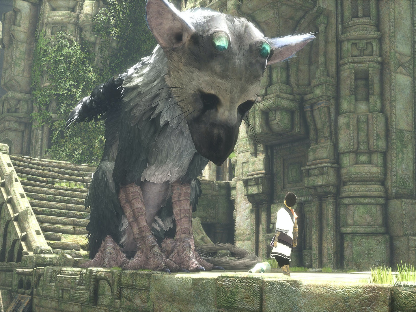 'The Last Guardian' Is Delayed for a Very Good Reason