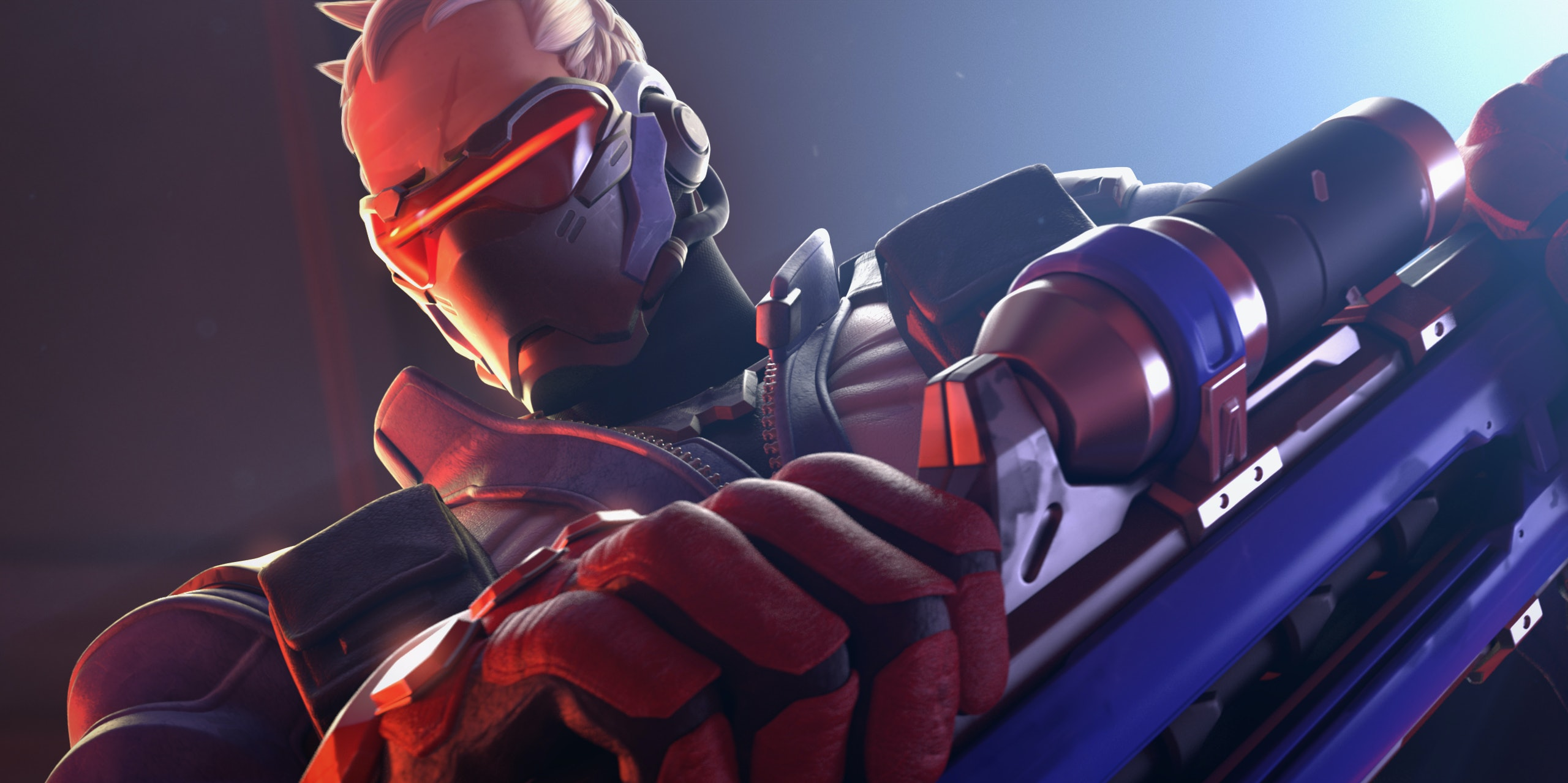 Elon Musk Finally Admits He Mains Soldier: 76 in 'Overwatch'
