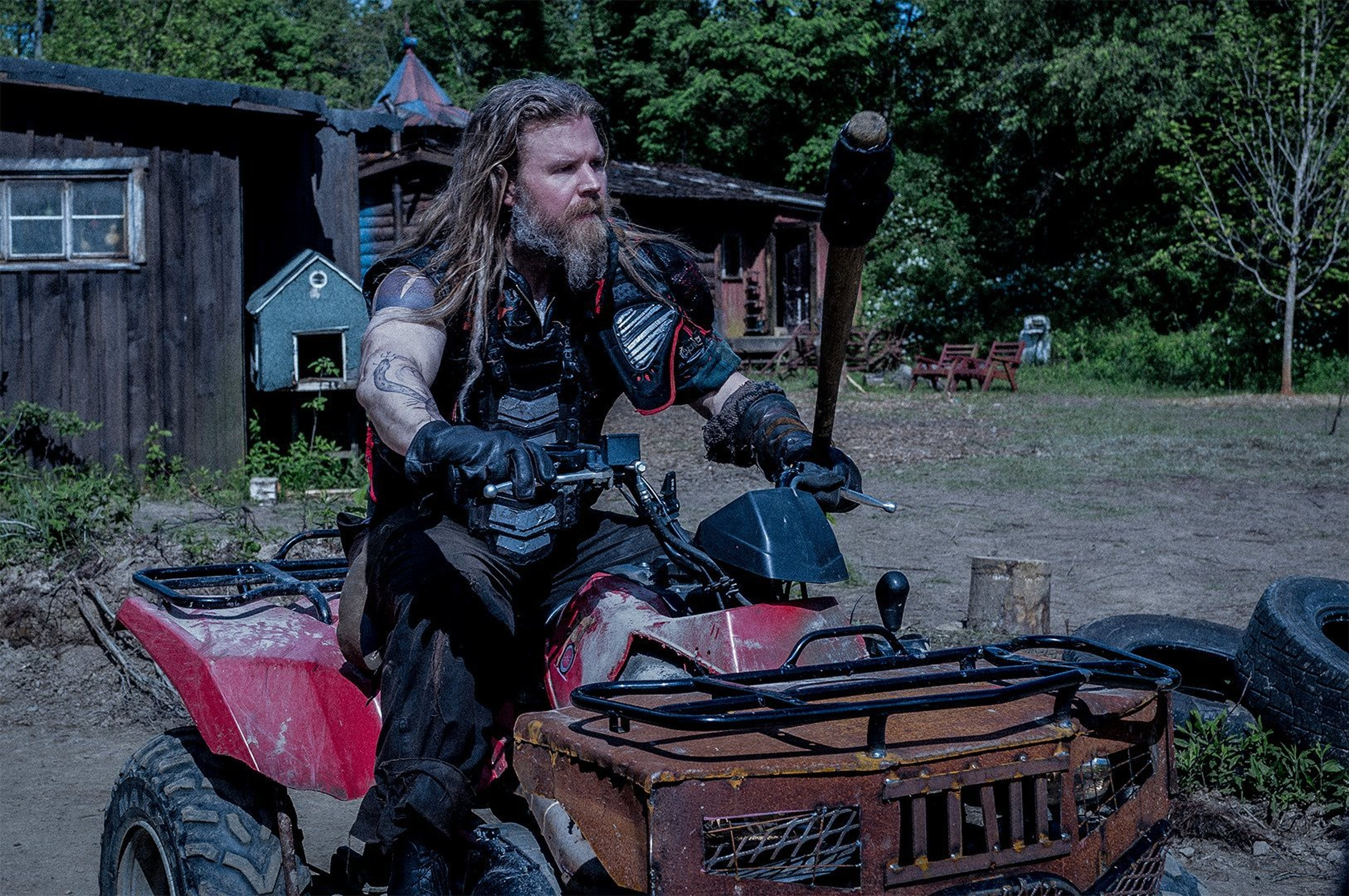 Ryan Hurst in Outsiders