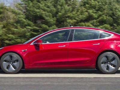 """Tesla Model 3 Falls Short of a CR Recommendation"""