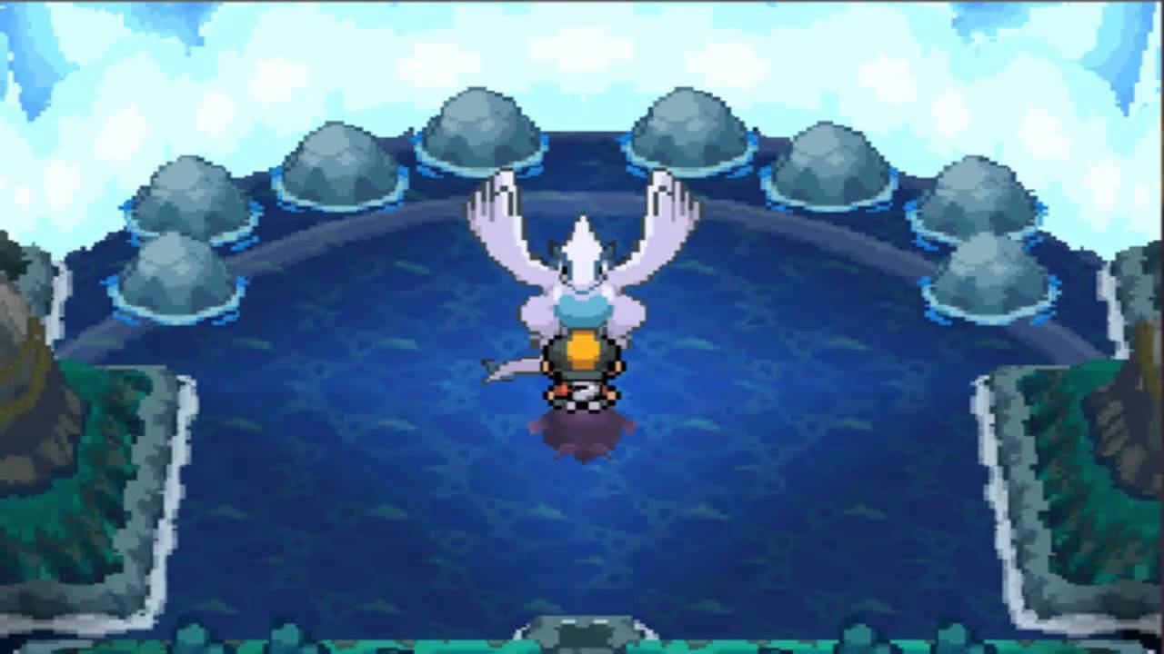Pokemon Soul Silver and Heart Gold from Nintendo and Game Freak