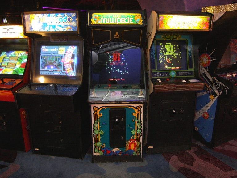 The Future of Las Vegas Gambling Looks Like an Arcade