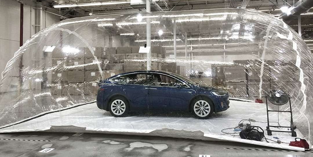 How Tesla's 'Bioweapon Defense Mode' Has Helped in California Wildfire