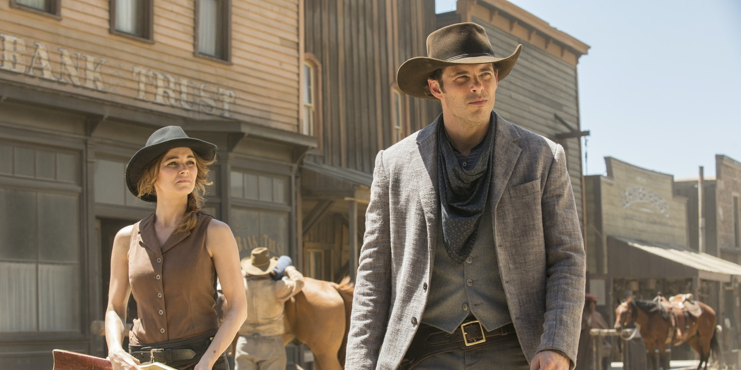 Why Aren't There More Gay Cowboys in 'Westworld?'