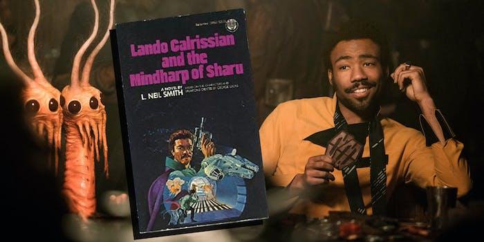 Lando's memoirs.