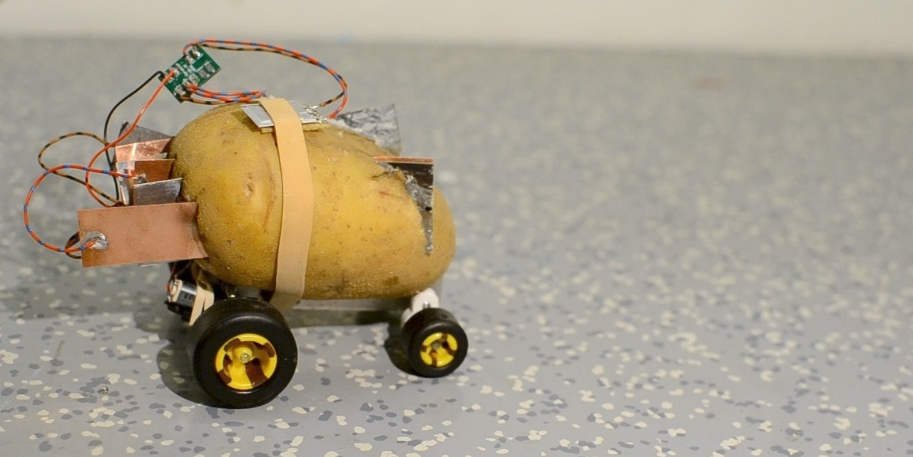 The Internet Is in Love With This Self-Driving Potato