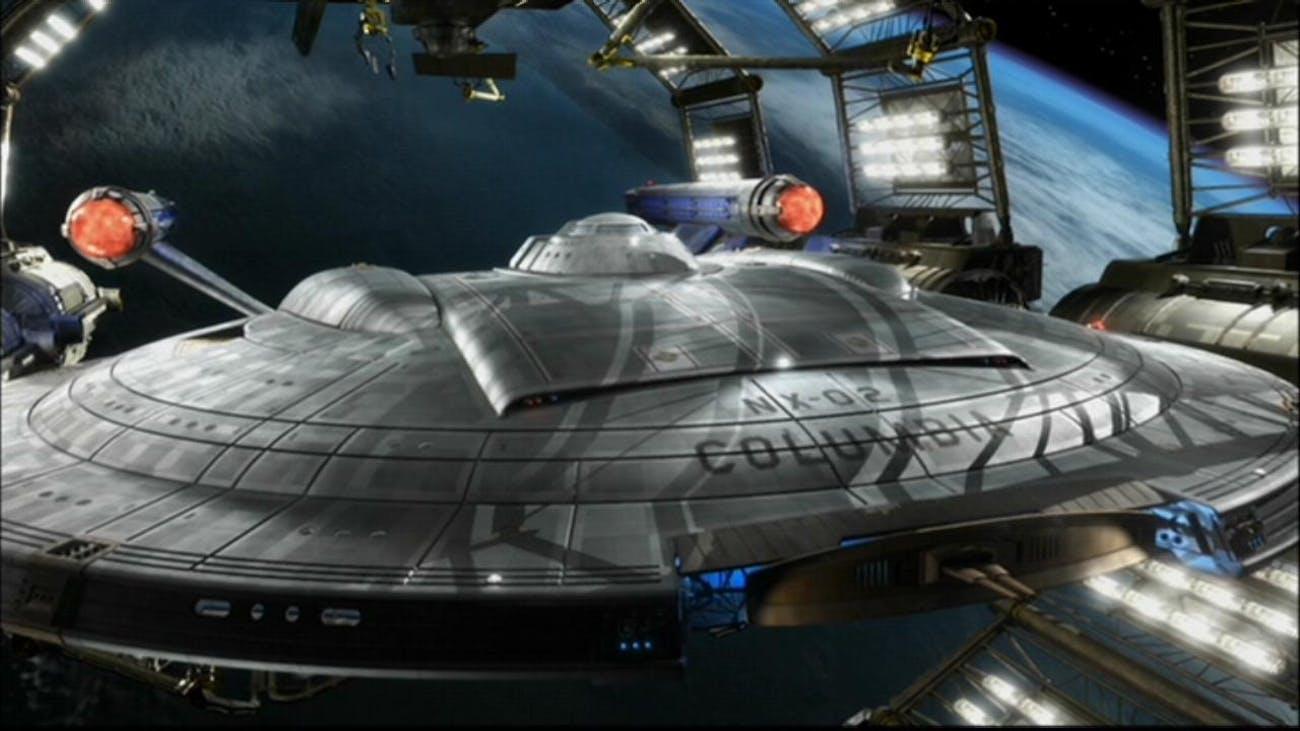 15 Cool Stories of How 'Star Trek' Ships Got Their Names