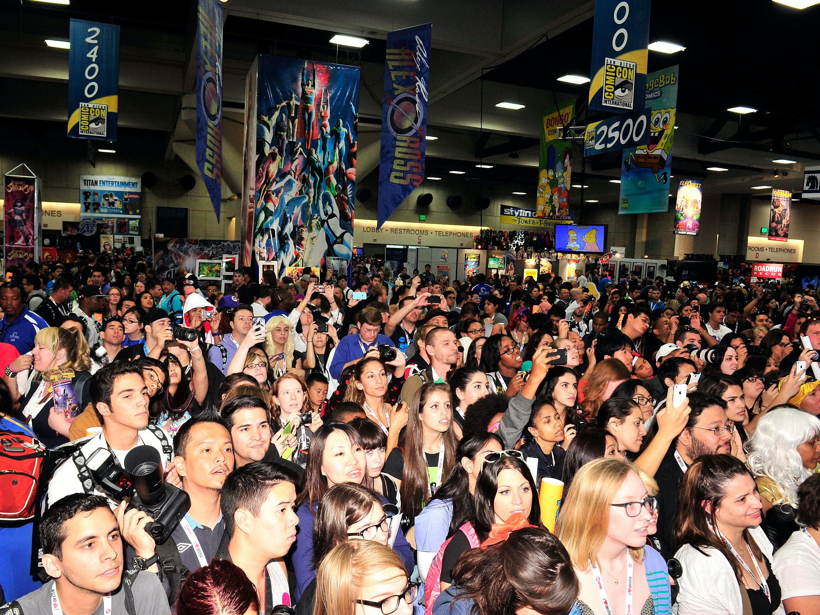 Comic-Con Is Making a Paid Subscription TV Channel. But Do People Want It?
