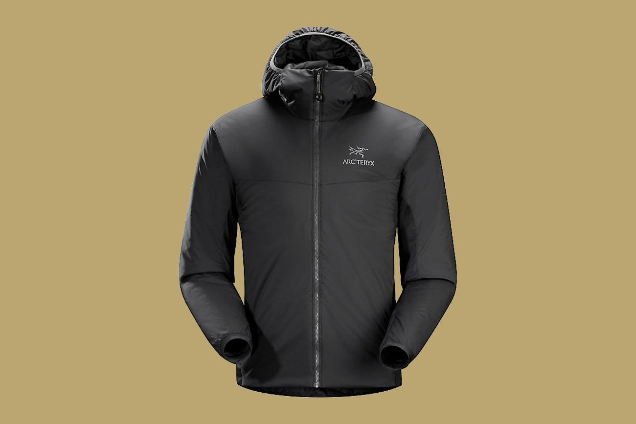 Arc'Teryx Jackets are great for travel.