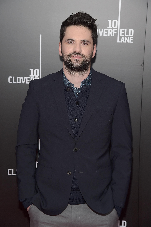 'Black Mirror' Director Dan Trachtenberg attends the '10 Cloverfield Lane' premiere.