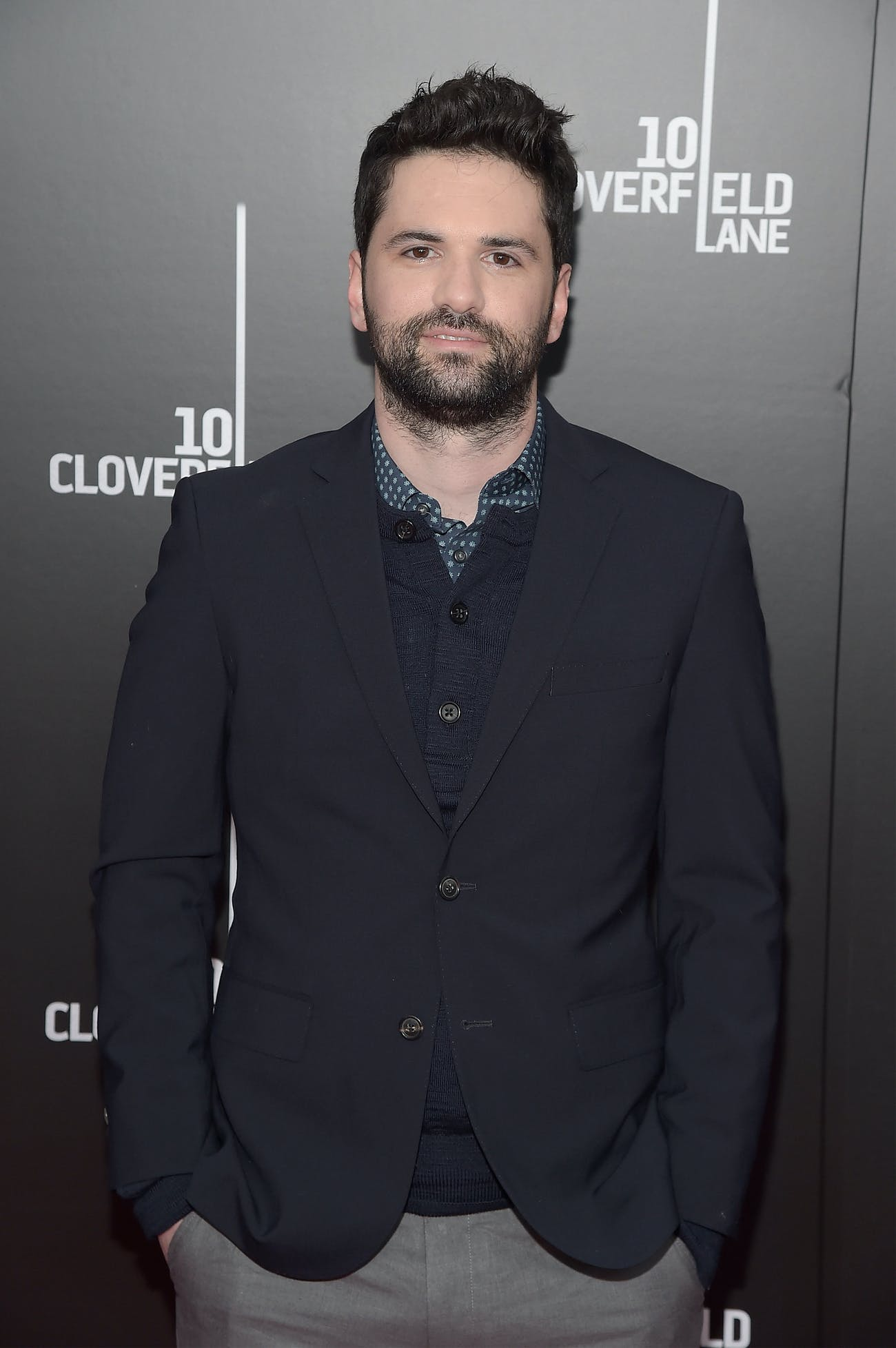 'Black Mirror' Director Dan Trachtenberg attends the '10 Cloverfield Lane' premiere.
