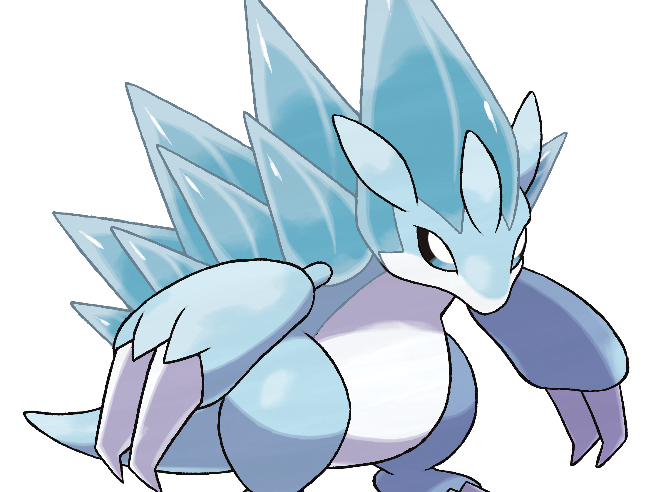 And suddenly, Sandslash is cool again. Literally this time.