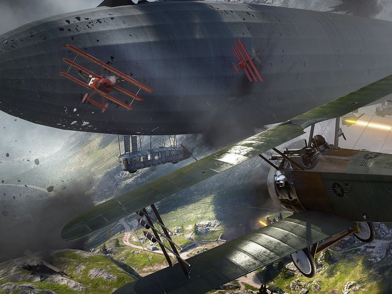How to Win as Attackers in 'Battlefield 1' Operations