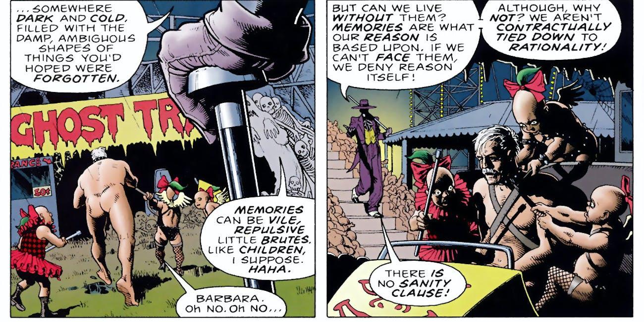 Batman the Killing Joke