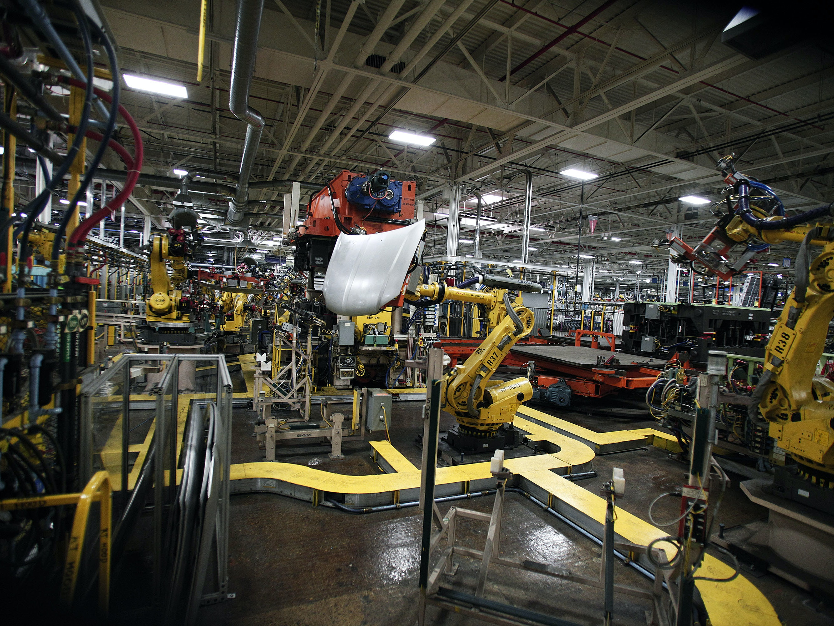 Robots Will Bring Manufacturing Back to Developed Countries