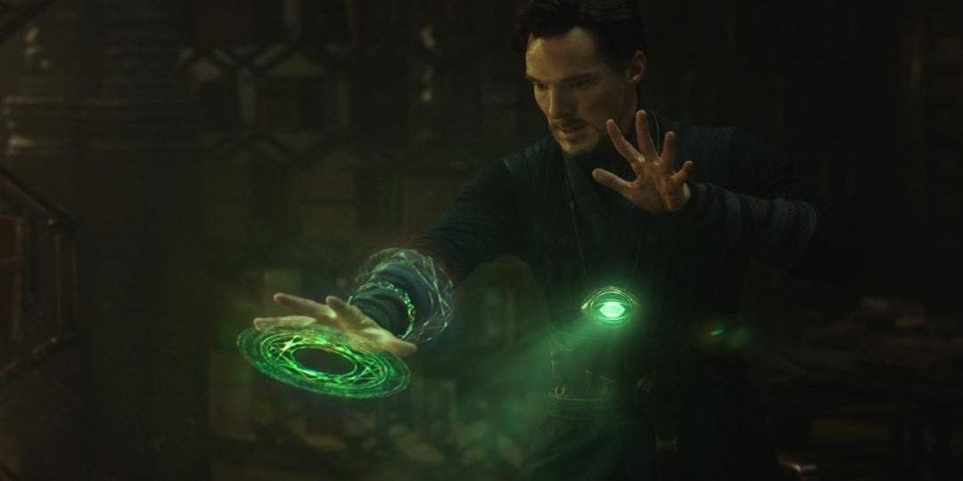 Eye of Agomotto Doctor Strange Infinity Stone