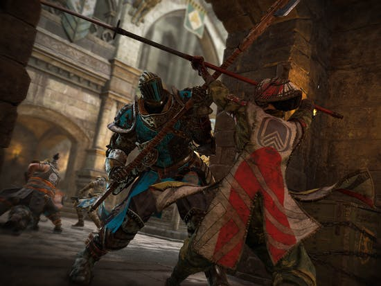 'For Honor' Takes 'Dark Souls' Multiplayer to 11
