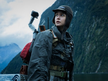 Daniels Explores Paradise in New 'Alien: Covenant' Photo