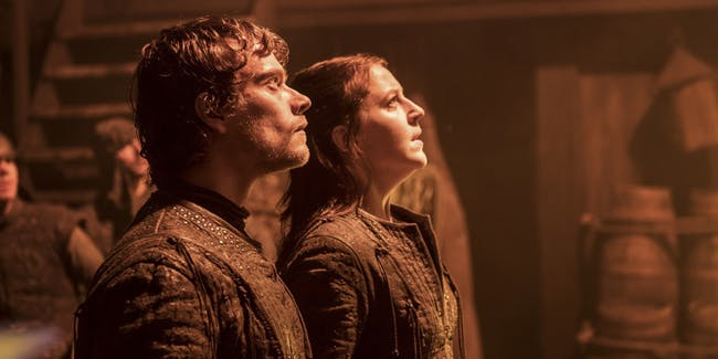 Theon and Yara might fear Euron, but their other uncle was even more badass.