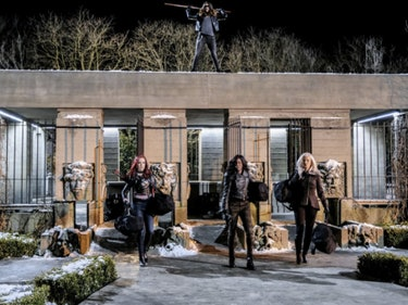It's Ladies Night on 'Arrow' and Everyone's Mad At Oliver