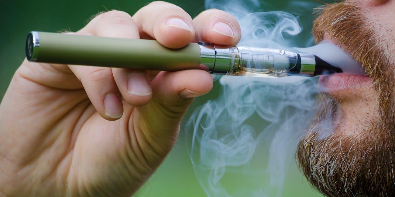 e-cigarettes, cigarettes, vaping