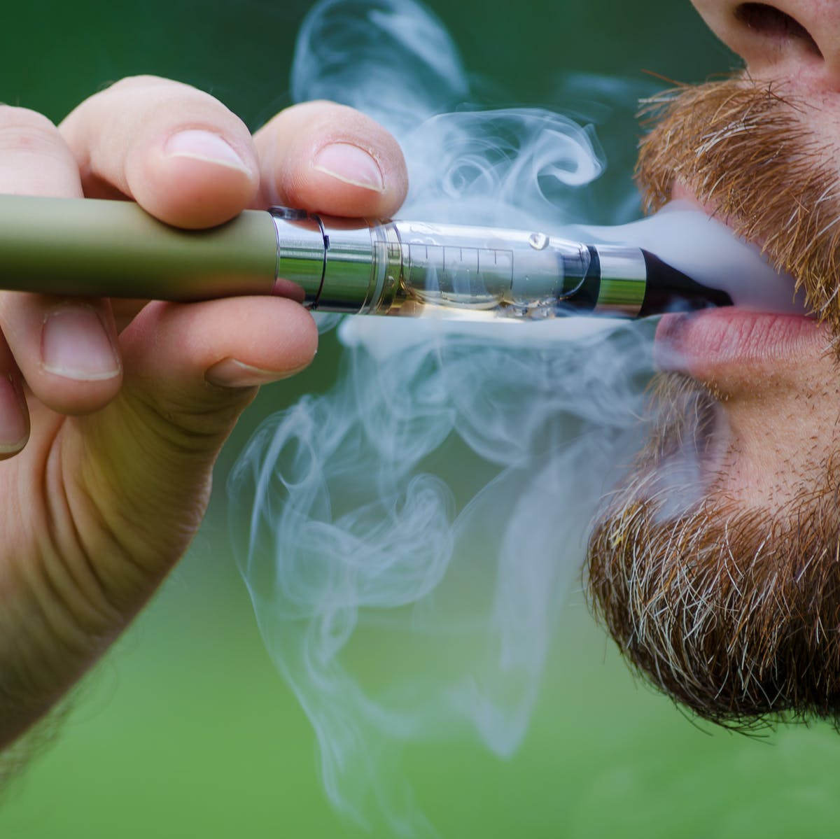 Vaping may have closer ties to cancer than people thought