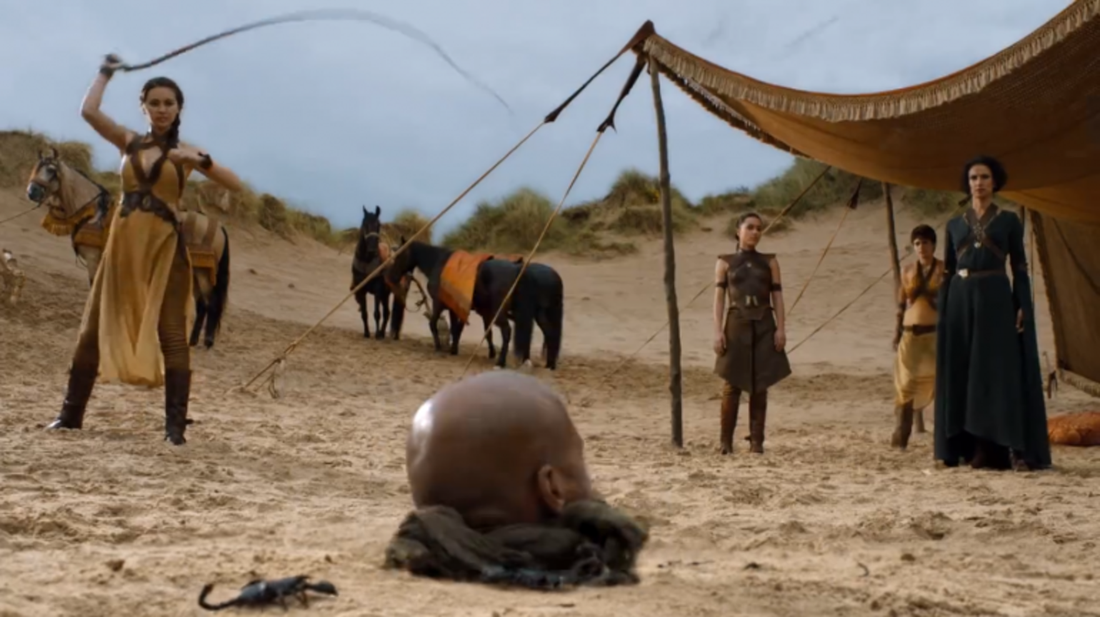 The disappointing Dorne in 'Game of Thrones'