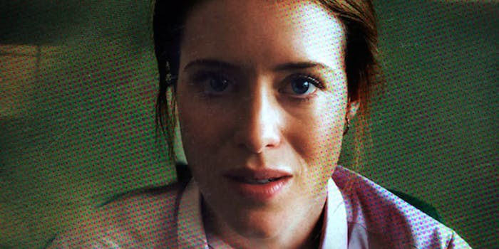 Claire Foy in 'Unsane'