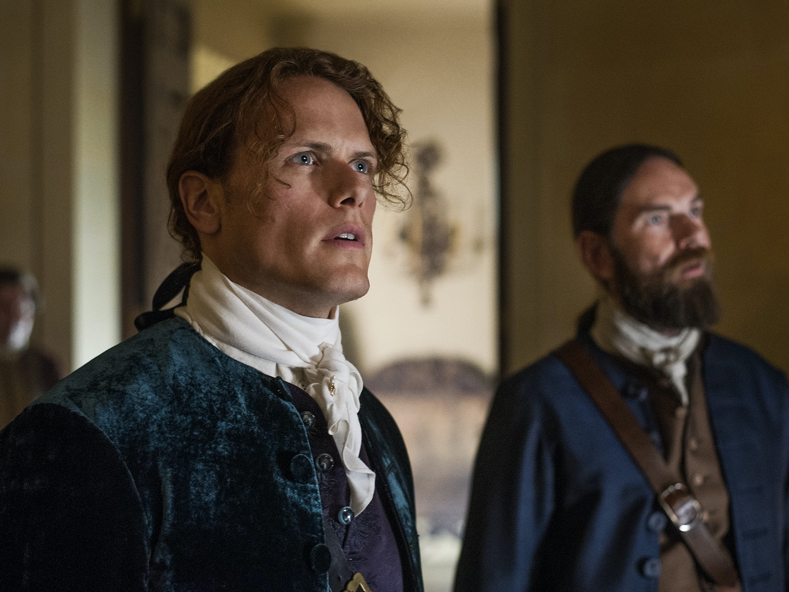 'Outlander' Season 2 Explores the Zany Humor of 1700s France