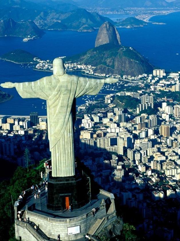 Rio, Brazil without Pokemon Go