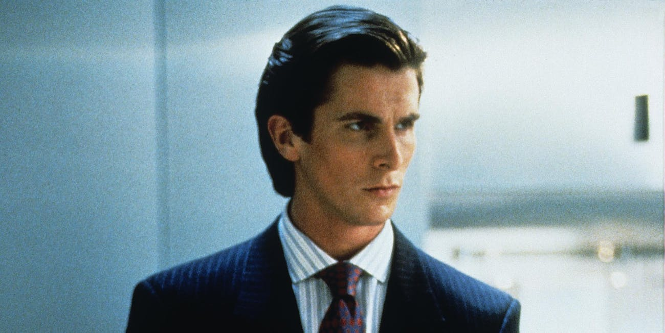 American Psycho Patrick Bateman